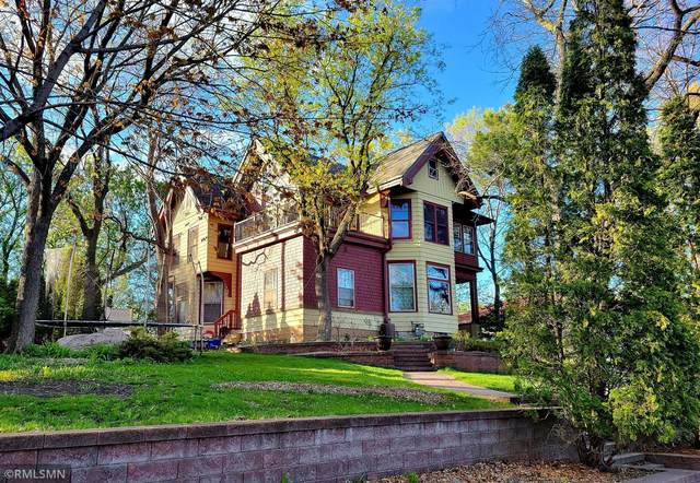 2277 Carter Avenue, Saint Paul, MN 55108 (#5745670) :: Straka Real Estate