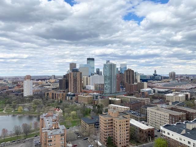 400 Groveland Avenue #2312, Minneapolis, MN 55403 (#5748688) :: Straka Real Estate