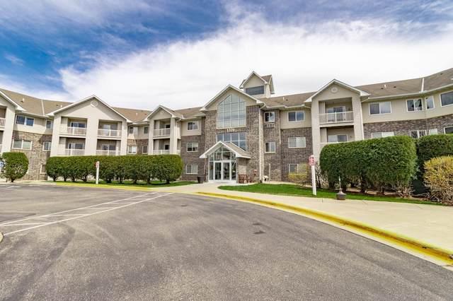 1321 Lake Drive W #121, Chanhassen, MN 55317 (#5750440) :: Tony Farah | Coldwell Banker Realty