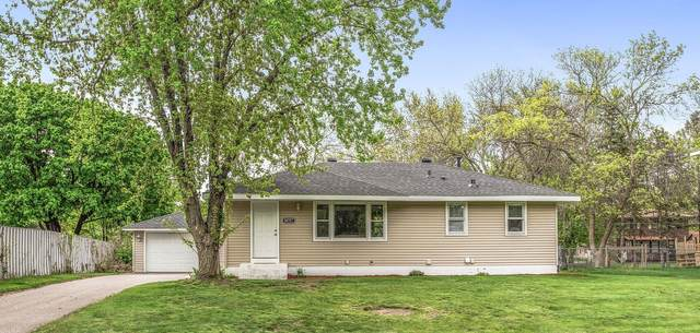 10757 Terrace Road NE, Blaine, MN 55434 (#5757445) :: The Preferred Home Team