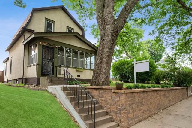 2614 Colfax Avenue N, Minneapolis, MN 55411 (#5767990) :: Happy Clients Realty Advisors