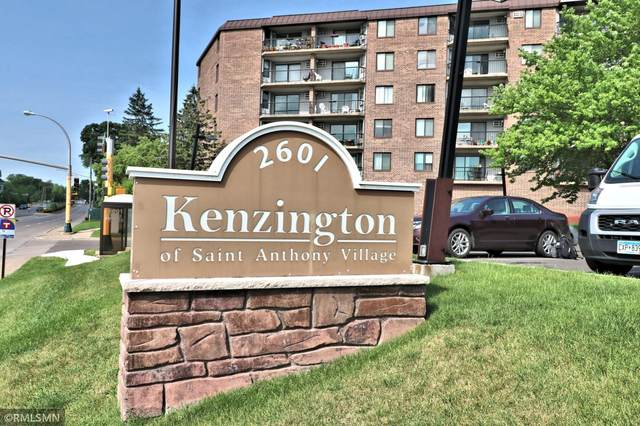 2601 Kenzie Terrace #308, Saint Anthony, MN 55418 (#6006505) :: The Smith Team