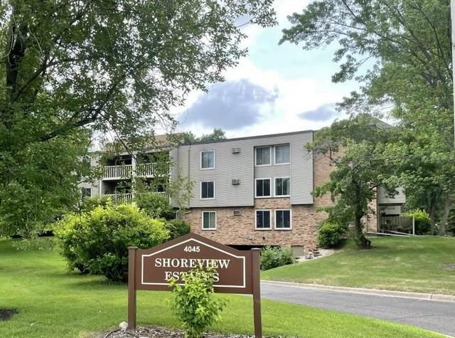 4045 Hodgson Road #321, Shoreview, MN 55126 (#6011790) :: Carol Nelson | Edina Realty