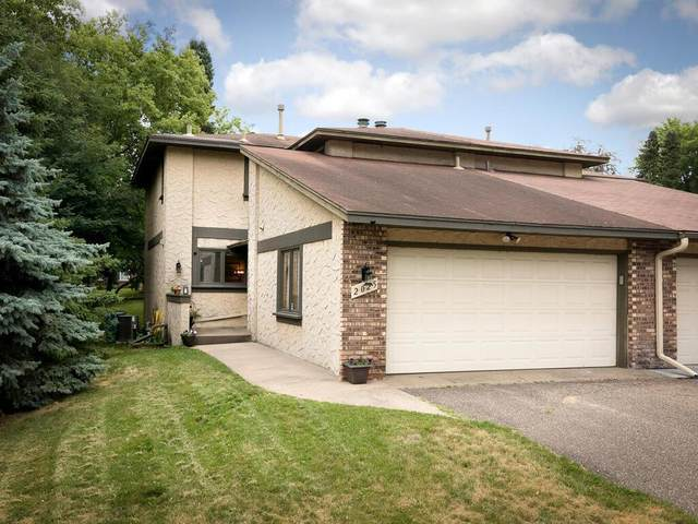 2025 28th Avenue NW, New Brighton, MN 55112 (#6024254) :: Helgeson Platzke Real Estate Group