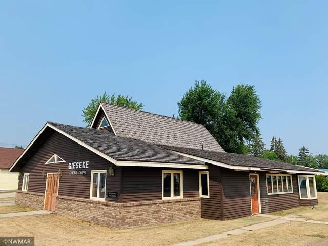307 Main Street N, Greenbush, MN 56726 (#6025938) :: Lakes Country Realty LLC