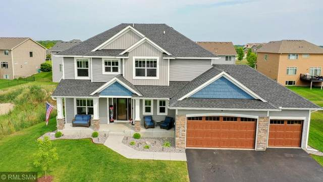 15883 Ethan Trail N, Hugo, MN 55038 (#6026500) :: Bos Realty Group