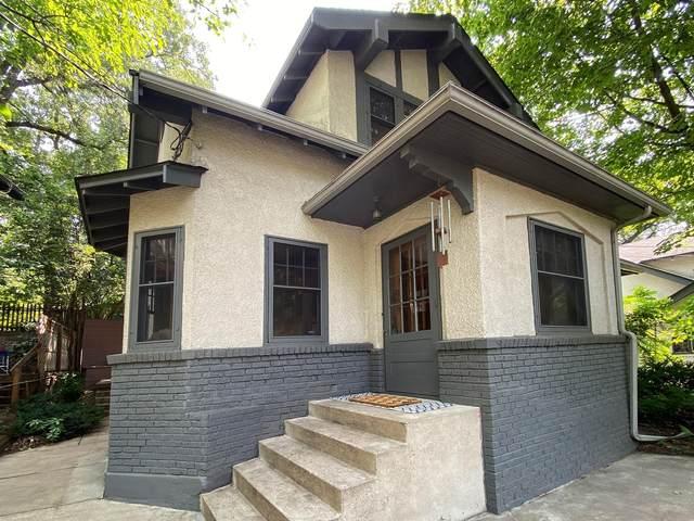 127 Malcolm Avenue SE, Minneapolis, MN 55414 (#6027732) :: Lakes Country Realty LLC