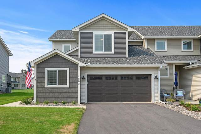 1583 Southpoint Drive, Hudson, WI 54016 (#6029344) :: Happy Clients Realty Advisors