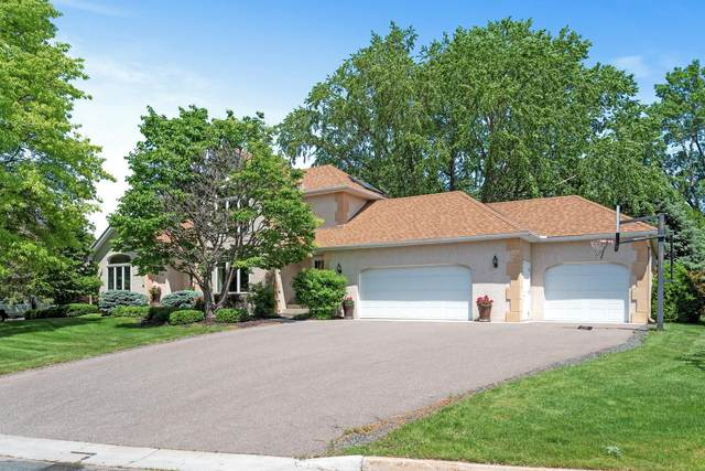 711 Evergreen Knolls, Mendota Heights, MN 55118 (#6029787) :: Twin Cities South