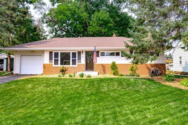 2591 Fry Street, Roseville, MN 55113 (#6069000) :: Bos Realty Group