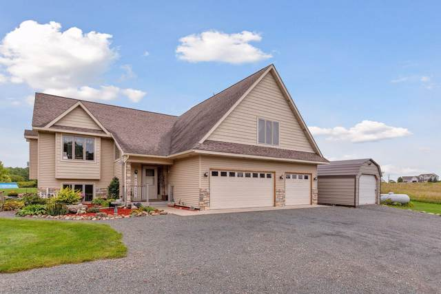 1238 208th Street, Saint Croix Falls, WI 54024 (#6089294) :: Lakes Country Realty LLC