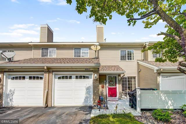 600 85th Lane NW #7, Coon Rapids, MN 55433 (#6093487) :: Servion Realty