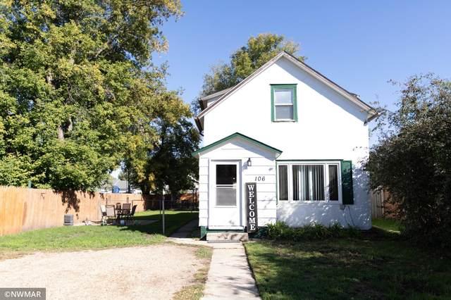 106 Newton Avenue, Crookston, MN 56716 (#6097440) :: Servion Realty