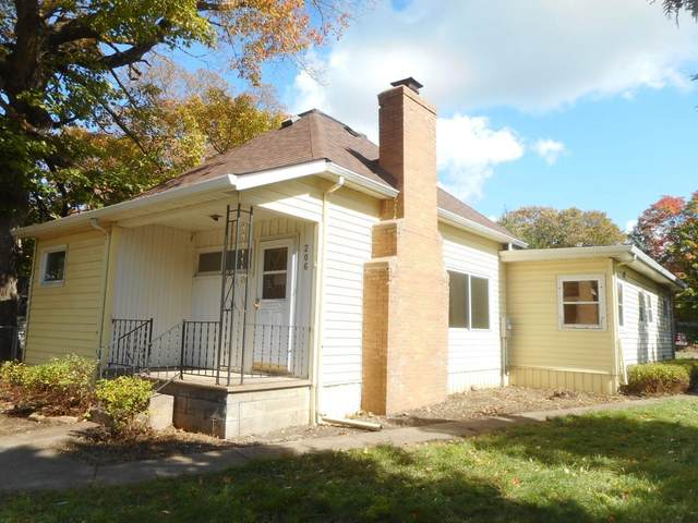 206 Wisconsin Avenue N, Frederic, WI 54837 (#6098161) :: The Pietig Properties Group