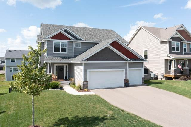 20055 Harness Avenue, Lakeville, MN 55044 (#6101276) :: The Janetkhan Group