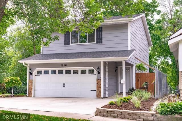 1656 Bush Avenue, Saint Paul, MN 55106 (#6102624) :: Lakes Country Realty LLC