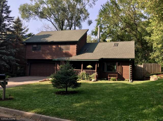 111 Rustic Drive, Mahtomedi, MN 55115 (#6102997) :: Twin Cities Elite Real Estate Group | TheMLSonline