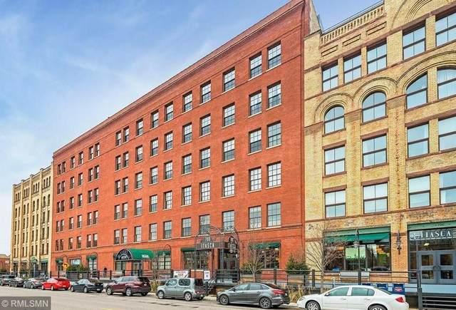716 N 1st Street #535, Minneapolis, MN 55401 (#6107165) :: Straka Real Estate