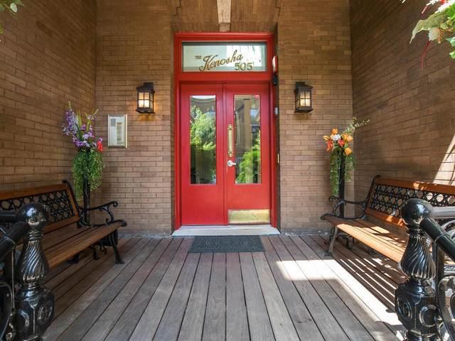 505 Selby Avenue #10, Saint Paul, MN 55102 (#6107919) :: Holz Group
