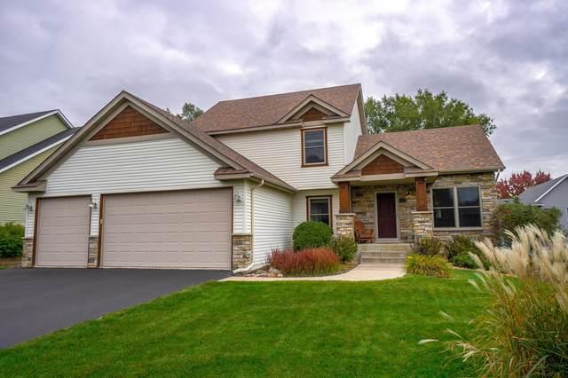 608 Topaz Lane, Hudson, WI 54016 (#6110826) :: Lakes Country Realty LLC