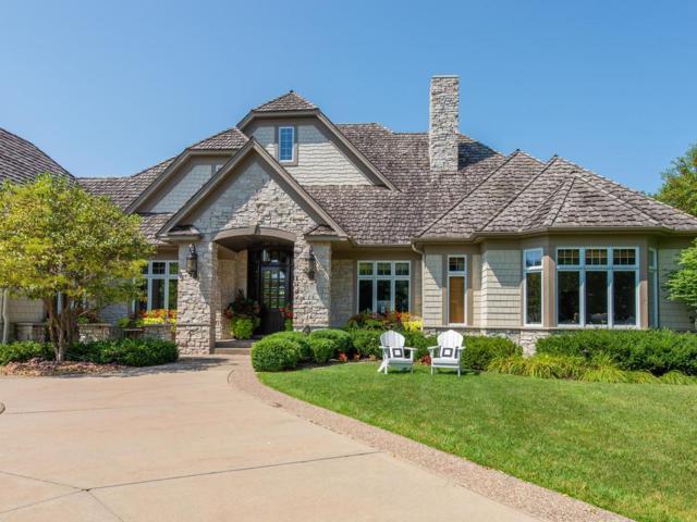 18370 Nicklaus Way, Eden Prairie, MN 55347 (#5209475) :: House Hunters Minnesota- Keller Williams Classic Realty NW