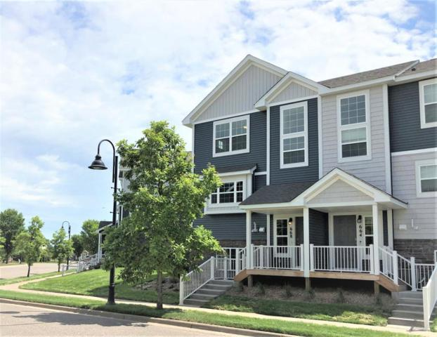 668 Town Center Parkway, Lino Lakes, MN 55014 (#5239463) :: House Hunters Minnesota- Keller Williams Classic Realty NW