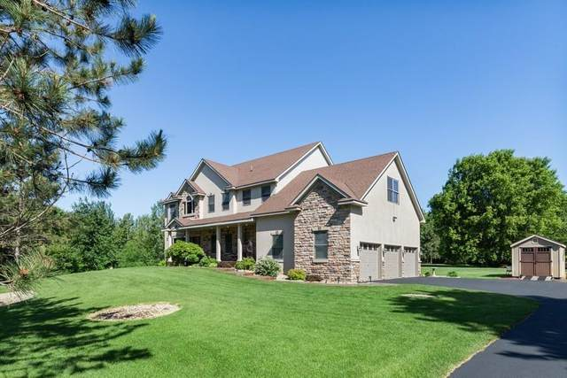 2481 164th Lane NW, Andover, MN 55304 (#5542129) :: The Pietig Properties Group