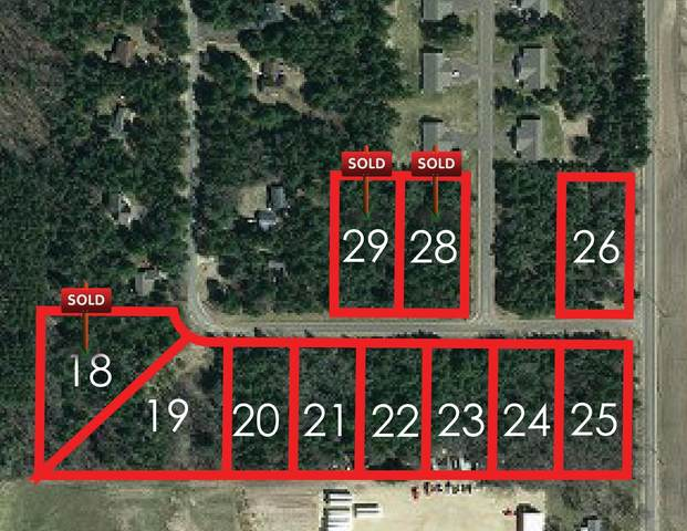 Lot 22 774th Avenue, Menomonie, WI 54751 (#5545337) :: The Preferred Home Team