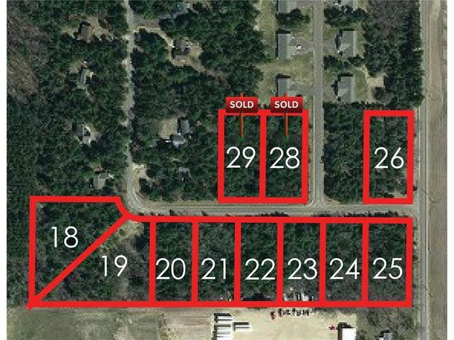 Lot 25 774th Avenue, Menomonie, WI 54751 (MLS #5545349) :: RE/MAX Signature Properties