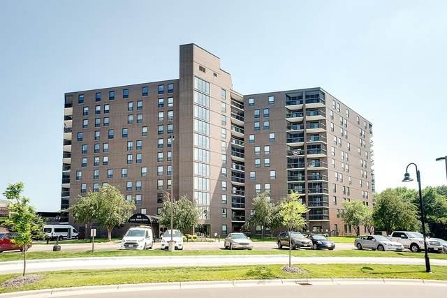 6615 Lake Shore Drive S #501, Richfield, MN 55423 (#5617003) :: Happy Clients Realty Advisors