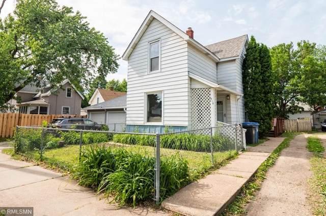 815 18 1/2 Avenue NE, Minneapolis, MN 55418 (#5636927) :: The Janetkhan Group
