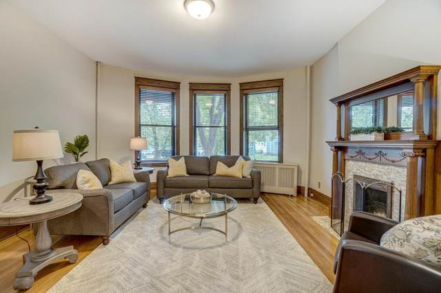 223 Arundel Street #1, Saint Paul, MN 55102 (#5653500) :: The Pietig Properties Group