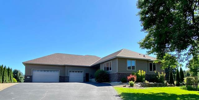 912 207th Avenue NE, East Bethel, MN 55011 (#5658686) :: Tony Farah | Coldwell Banker Realty