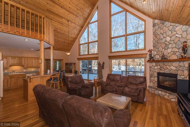 8574 Eagle Lane, Breezy Point, MN 56472 (#5683994) :: Tony Farah | Coldwell Banker Realty