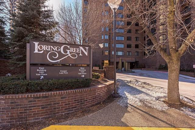 1201 Yale Place #203, Minneapolis, MN 55403 (MLS #5689108) :: RE/MAX Signature Properties