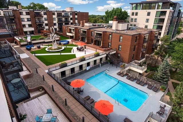 48 Groveland Terrace B404, Minneapolis, MN 55403 (#5714238) :: The Duddingston Group