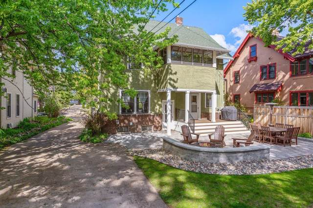 2427 Grand Avenue S, Minneapolis, MN 55405 (#5729252) :: The Janetkhan Group