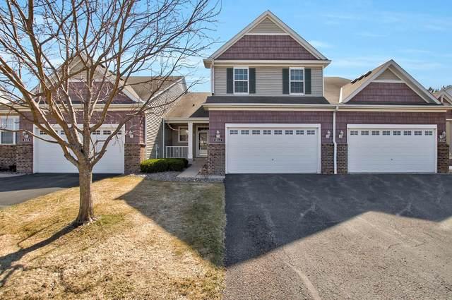 614 10th Street S #2502, Buffalo, MN 55313 (MLS #5732130) :: RE/MAX Signature Properties