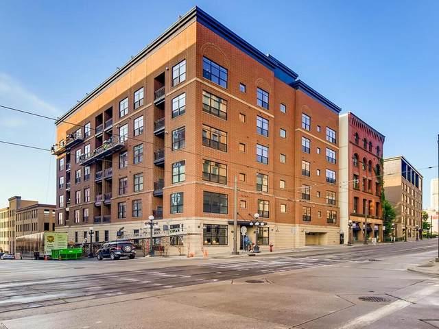 270 4th Street E #101, Saint Paul, MN 55101 (#5758712) :: Straka Real Estate