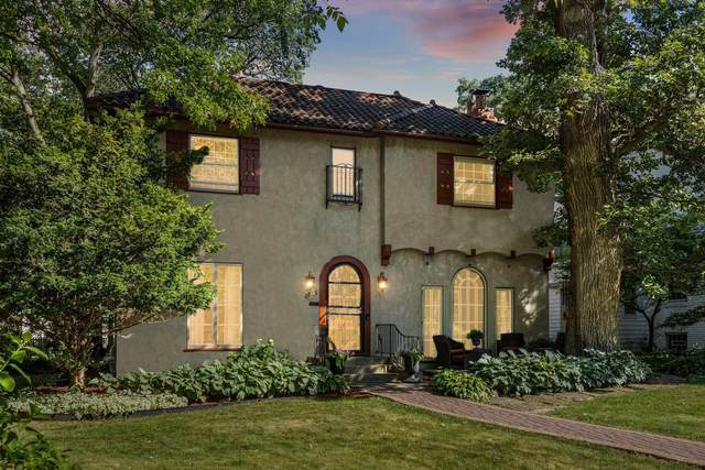 2825 Sunset Boulevard, Minneapolis, MN 55416 (#6009714) :: Lakes Country Realty LLC