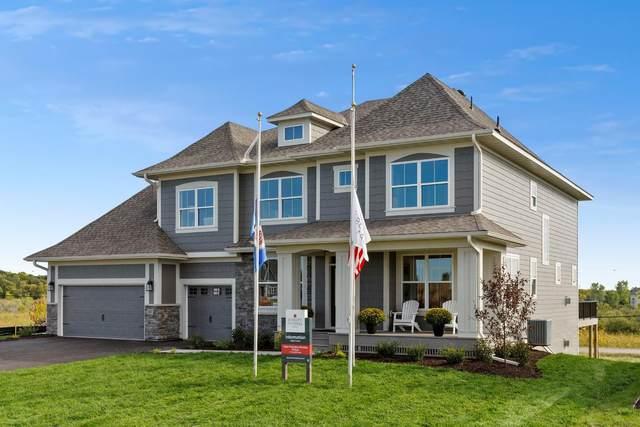 5837 N 130th Lane N, Hugo, MN 55038 (#6023310) :: Lakes Country Realty LLC