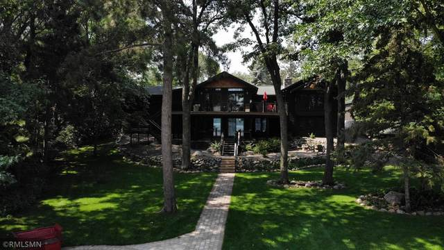 29598 Huxtable Point Road, Merrifield, MN 56465 (#6030135) :: The Pietig Properties Group