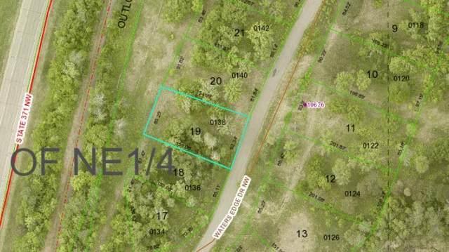 Lot 19 Waters Edge Drive NW, Walker, MN 56484 (#6081496) :: Servion Realty