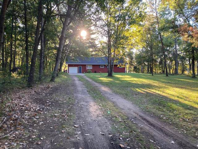 13920 Hardy Lake Road SW, Pillager, MN 56473 (#6095887) :: Happy Clients Realty Advisors
