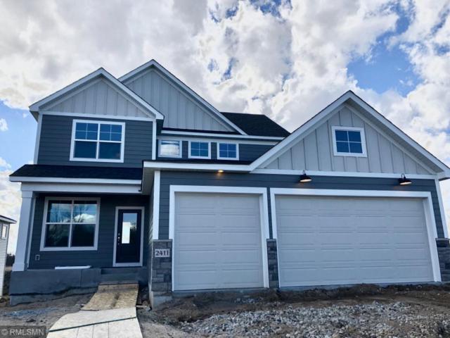 2411 Keystone Avenue NE, Saint Michael, MN 55376 (#5019085) :: House Hunters Minnesota- Keller Williams Classic Realty NW