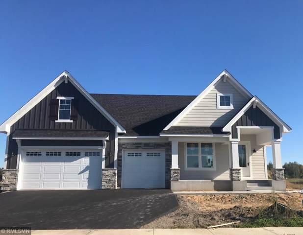 5776 130th Lane N, Hugo, MN 55038 (#5267138) :: House Hunters Minnesota- Keller Williams Classic Realty NW