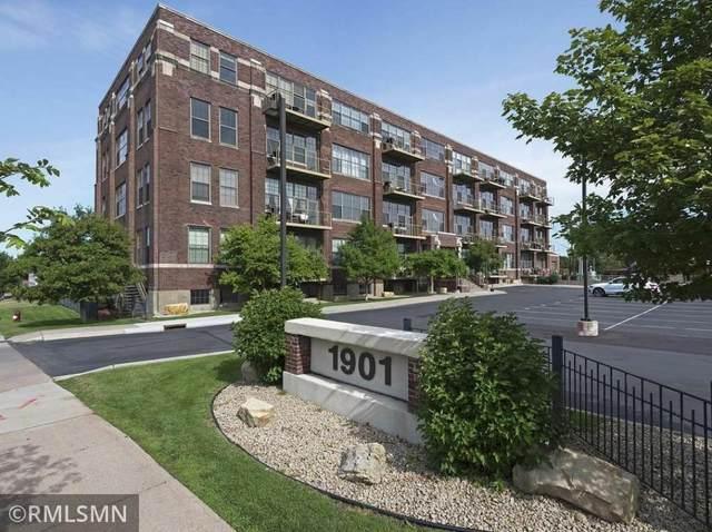 1901 E Hennepin Avenue #105, Minneapolis, MN 55413 (#5769982) :: Straka Real Estate