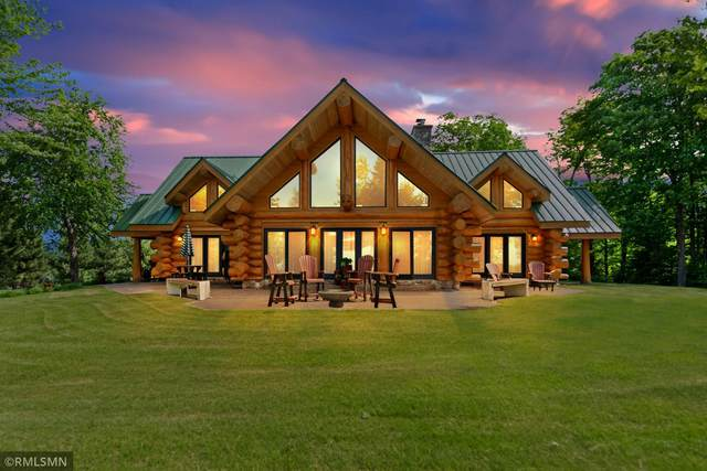 46055 Echo Point Lane, Cable, WI 54821 (#6014628) :: The Michael Kaslow Team