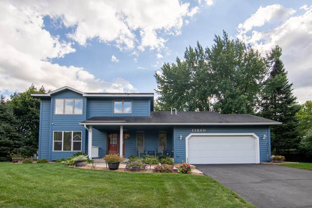 13899 Duluth Drive, Apple Valley, MN 55124 (#6096951) :: The Twin Cities Team