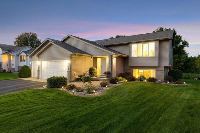 7718 Mustang Lane, Lino Lakes, MN 55014 (#6100246) :: Reliance Realty Advisers